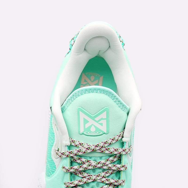 мужские голубые  кроссовки nike pg 5 CW3143-300 - цена, описание, фото 7