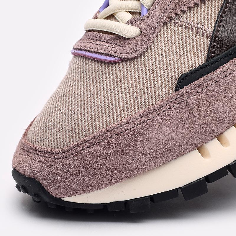 мужские бежевые  кроссовки reebok cl legacy x asap nast H01280 - цена, описание, фото 6