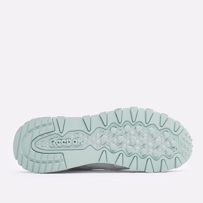 мужские белые  кроссовки reebok cl legacy x hot ones GV7092 - цена, описание, фото 4