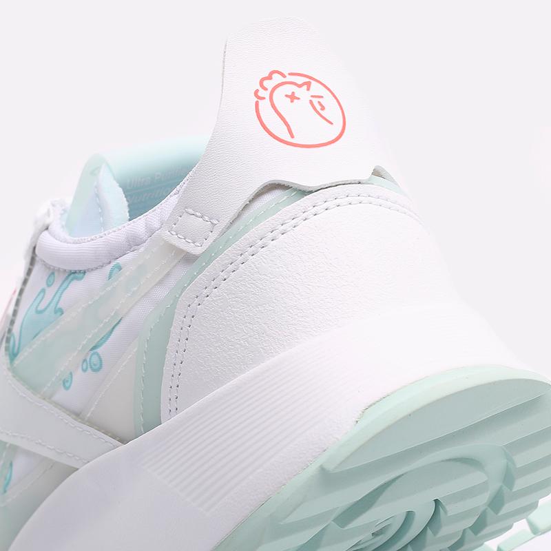 мужские белые  кроссовки reebok cl legacy x hot ones GV7092 - цена, описание, фото 5