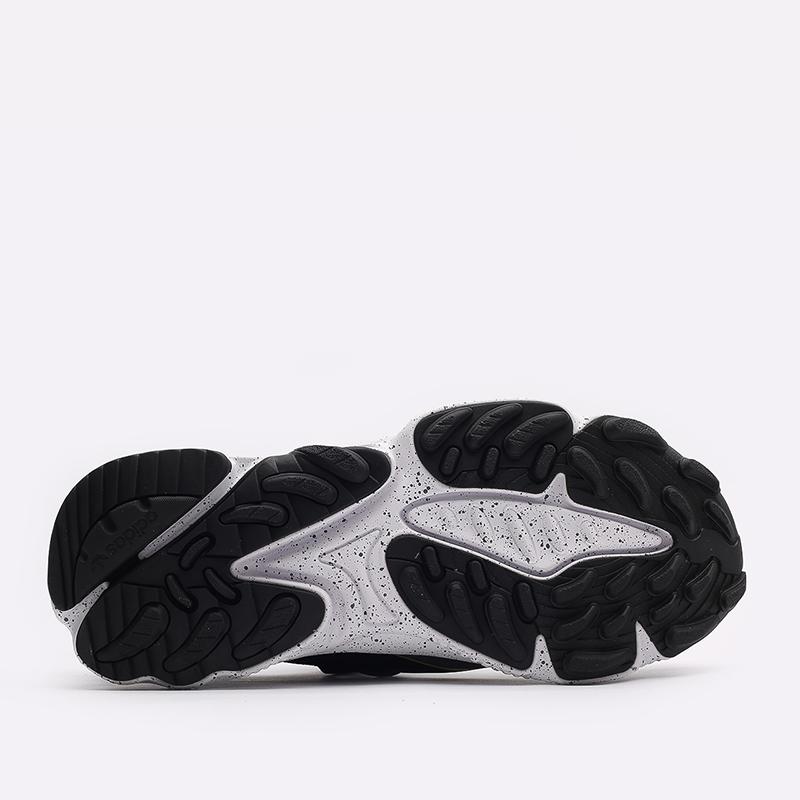 мужские черные  кроссовки adidas ozweego flipshield FY5776 - цена, описание, фото 3