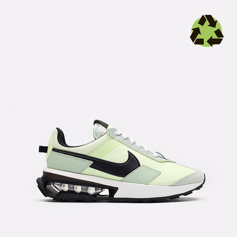 зелёные  кроссовки nike air max pre-day DD0338-300 - цена, описание, фото 1