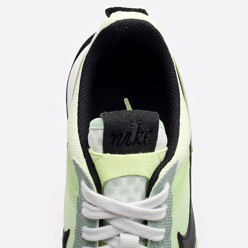 зелёные  кроссовки nike air max pre-day DD0338-300 - цена, описание, фото 7
