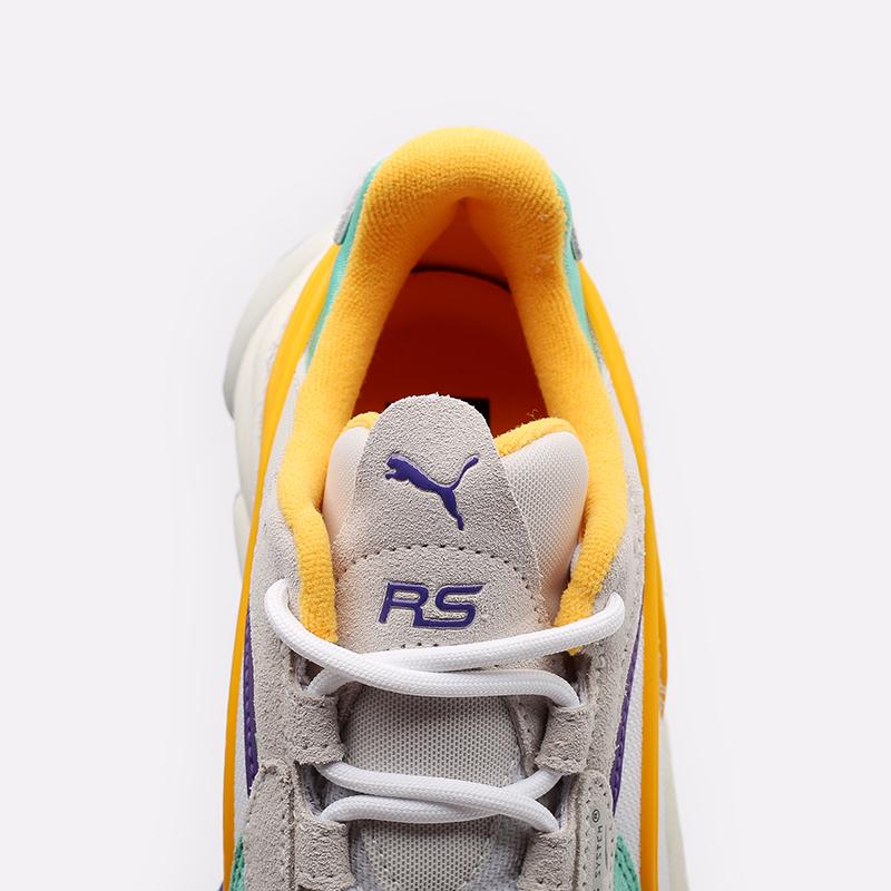бежевые  кроссовки puma rs-connect drip 36861002 - цена, описание, фото 7