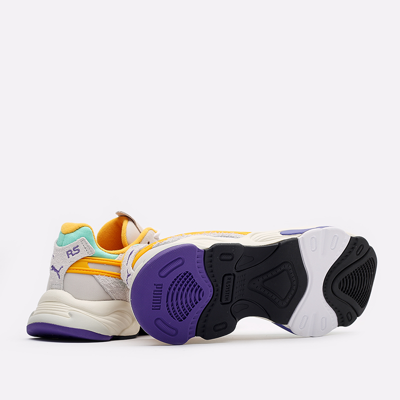 бежевые  кроссовки puma rs-connect drip 36861002 - цена, описание, фото 4