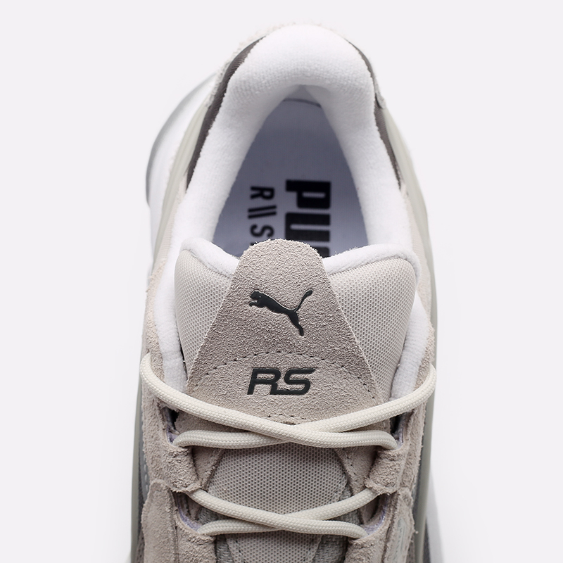 мужские серые  кроссовки puma rs-connect drip 36861001 - цена, описание, фото 8