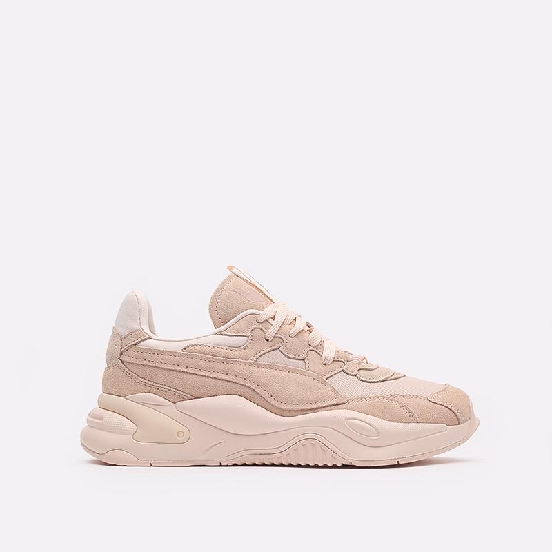 женские розовые  кроссовки puma rs-2k bold neutrals wn's 37494401 - цена, описание, фото 1
