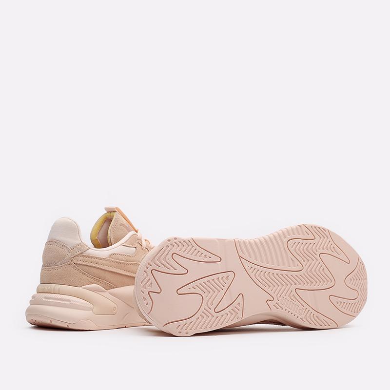женские розовые  кроссовки puma rs-2k bold neutrals wn's 37494401 - цена, описание, фото 4