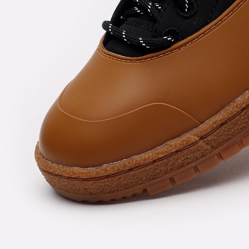 мужские чёрные, коричневые  кроссовки puma ralph samspon 70 x kitsune 38029101 - цена, описание, фото 6