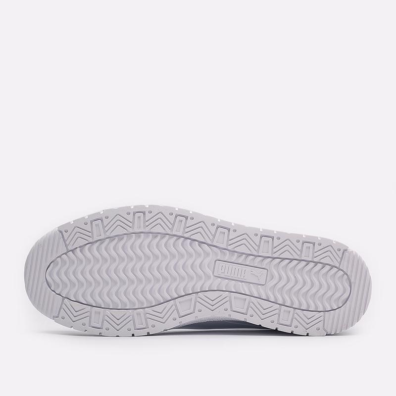мужские белые  кроссовки puma ralph samspon 70 x kitsune 37564701 - цена, описание, фото 4