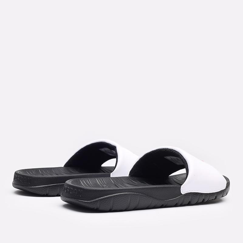 мужские чёрные  сланцы jordan break slide AR6374-016 - цена, описание, фото 3