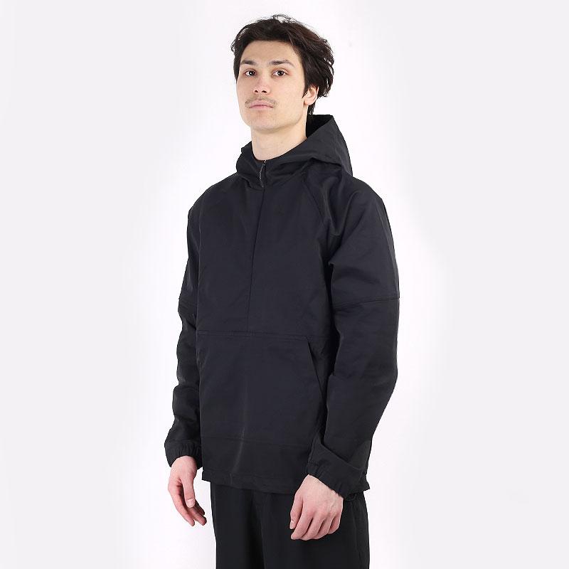 мужскую черную  куртку nike repel golf anorak CU9773-010 - цена, описание, фото 1