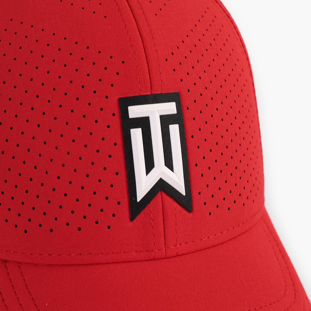 красную  кепка nike aerobill tiger woods heritage86 perforated cap CW6792-687 - цена, описание, фото 3