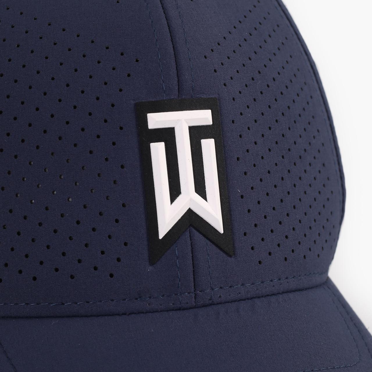 синюю  кепка nike aerobill tiger woods heritage86 perforated cap CW6792-451 - цена, описание, фото 3