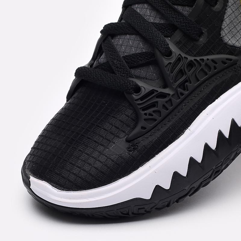мужские чёрные  кроссовки nike kyrie low 4 CW3985-001 - цена, описание, фото 6