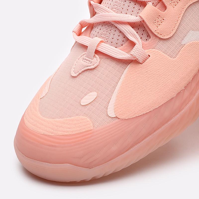 розовые  кроссовки adidas harden vol.5 futurenatural FZ0834 - цена, описание, фото 6