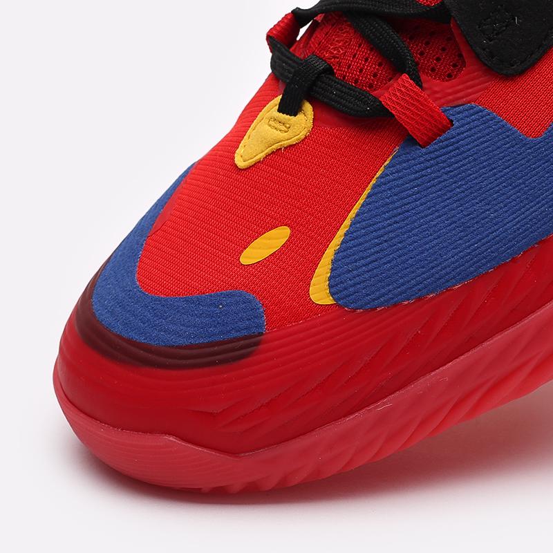 красные  кроссовки adidas harden vol.5 futurenatural FZ1292 - цена, описание, фото 6