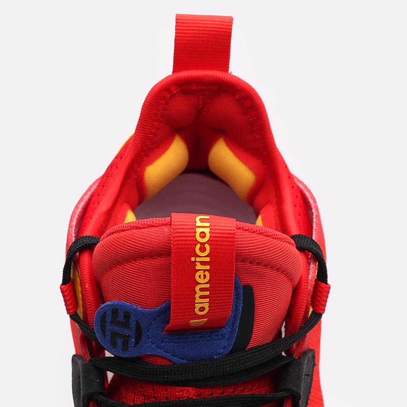 красные  кроссовки adidas harden vol.5 futurenatural FZ1292 - цена, описание, фото 5