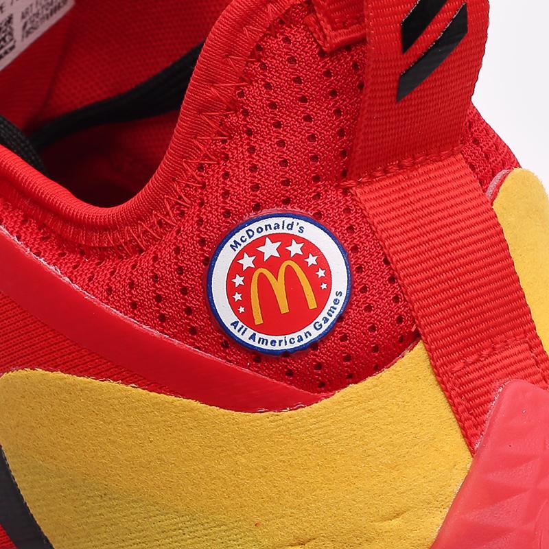 красные  кроссовки adidas harden vol.5 futurenatural FZ1292 - цена, описание, фото 7