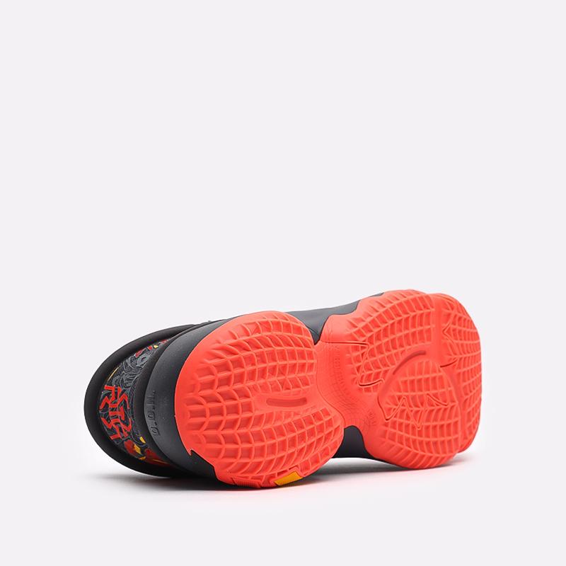 серые  кроссовки adidas d.o.n. issue 2 gca FX7432 - цена, описание, фото 4