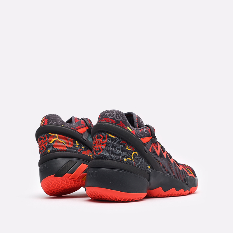 серые  кроссовки adidas d.o.n. issue 2 gca FX7432 - цена, описание, фото 3