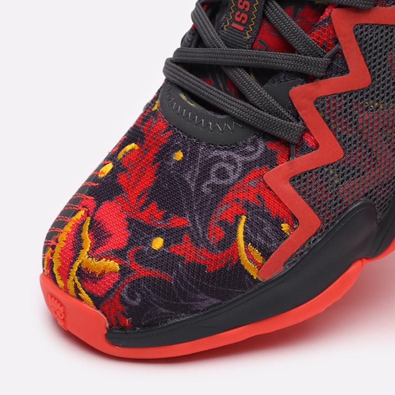 серые  кроссовки adidas d.o.n. issue 2 gca FX7432 - цена, описание, фото 6