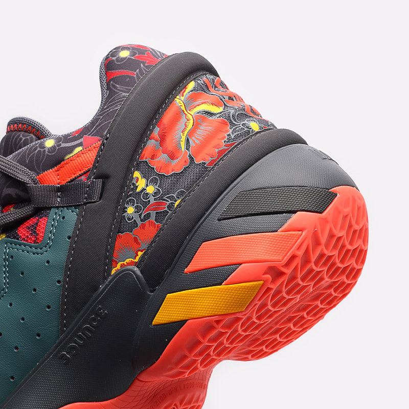 серые  кроссовки adidas d.o.n. issue 2 gca FX7432 - цена, описание, фото 5