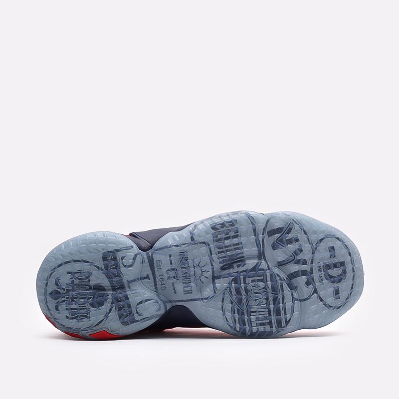 красные  кроссовки adidas d.o.n. issue 2 FX6519 - цена, описание, фото 3