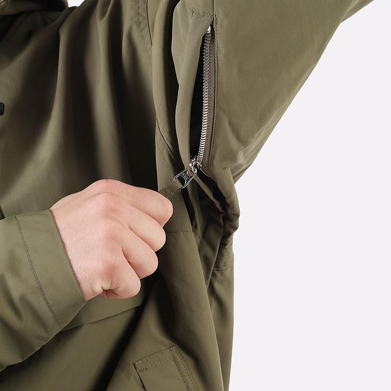 мужская зеленая куртка Converse x Kim Jones 10021731379 - цена, описание, фото 10