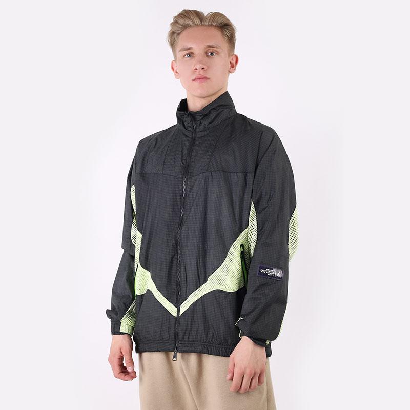 мужскую черную  куртку jordan 23 engineered track jacket DA5622-010 - цена, описание, фото 1