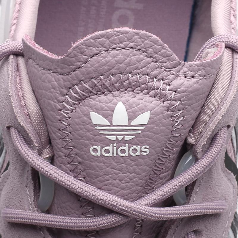 мужские фиолетовые  кроссовки adidas ozweego w EG9205 - цена, описание, фото 7