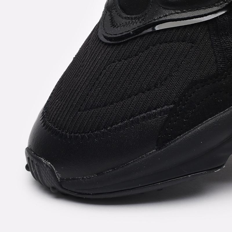 мужские чёрные  кроссовки adidas ozweego FX6028 - цена, описание, фото 7