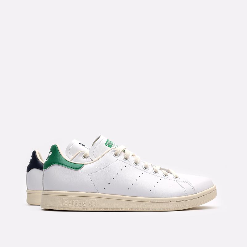 белые  кроссовки adidas stan smith FY1794 - цена, описание, фото 1