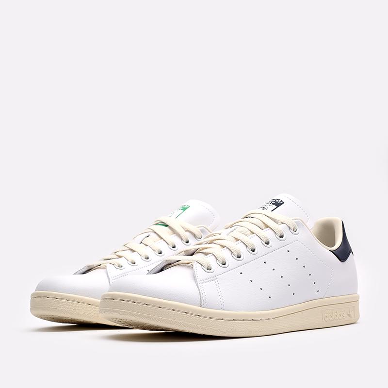 белые  кроссовки adidas stan smith FY1794 - цена, описание, фото 2