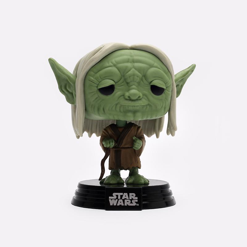 фигурка funko star wars concept series yoda Fun2549974 - цена, описание, фото 1