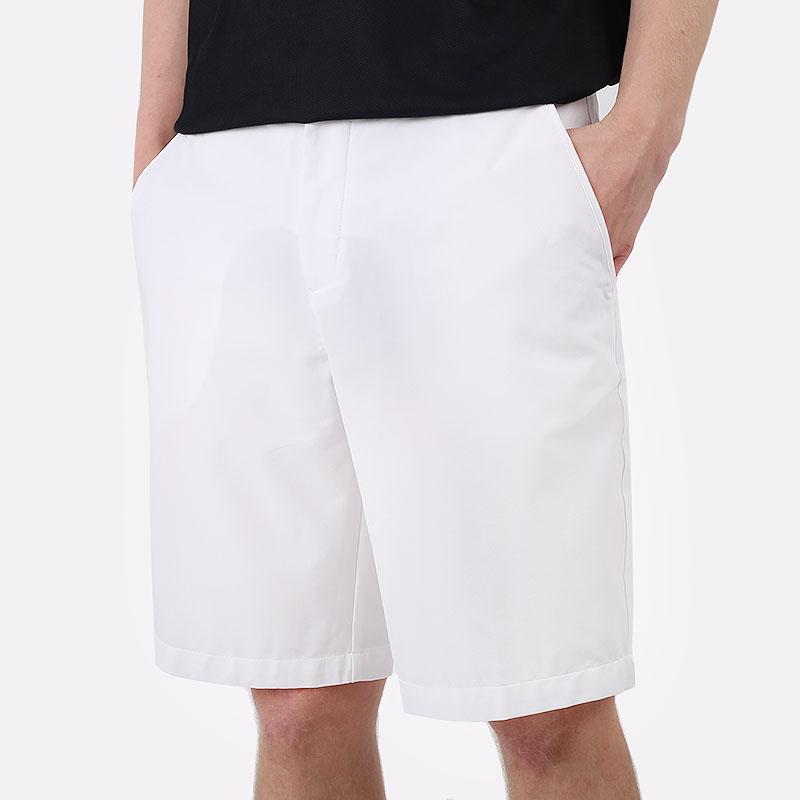мужские белые  шорты  nike dri-fit golf shorts CU9740-100 - цена, описание, фото 1