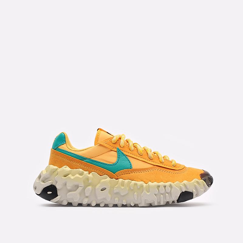 оранжевые  кроссовки nike overbreak sp DA9784-201 - цена, описание, фото 1