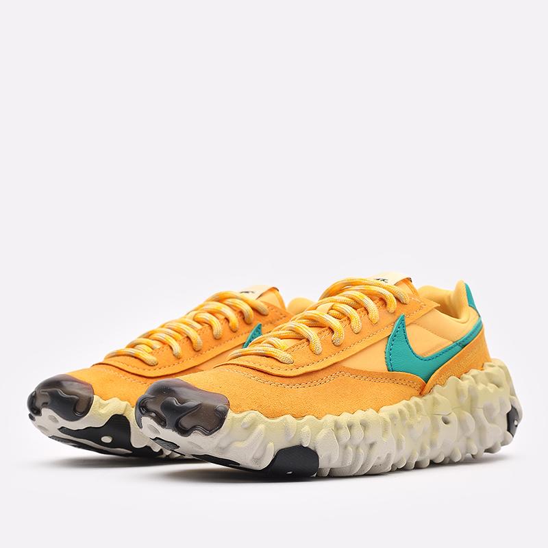 оранжевые  кроссовки nike overbreak sp DA9784-201 - цена, описание, фото 2