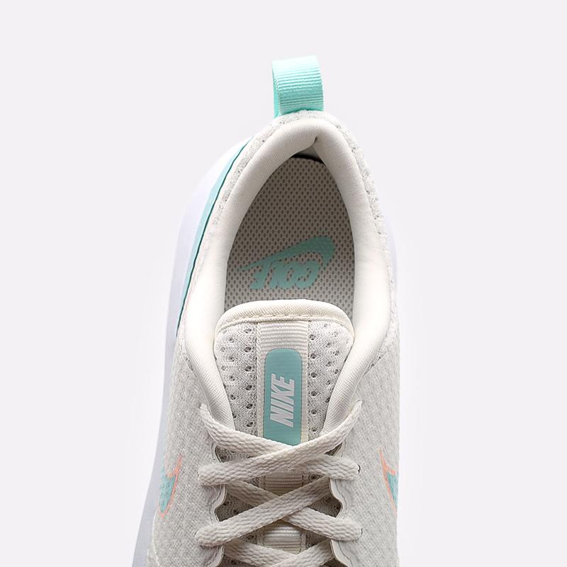 женские бежевые  кроссовки nike wmns roshe g CD6066-108 - цена, описание, фото 5
