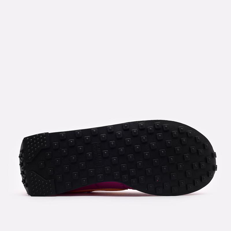 малиновые  кроссовки nike waffle trainer 2 sp DB3004-600 - цена, описание, фото 5
