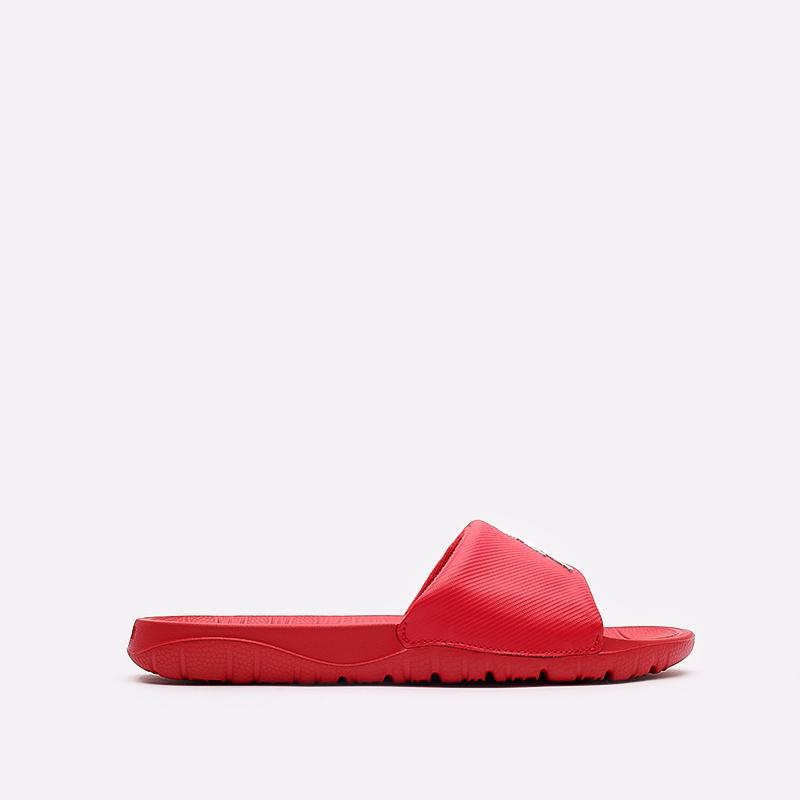 мужские красные  сланцы jordan break slide AR6374-602 - цена, описание, фото 1