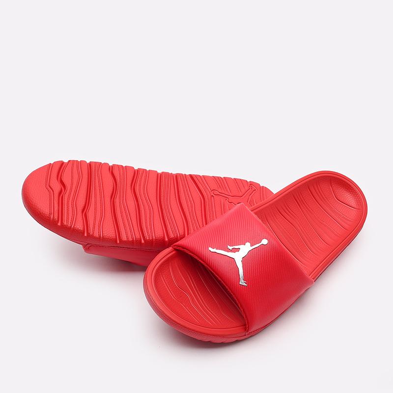 мужские красные  сланцы jordan break slide AR6374-602 - цена, описание, фото 4