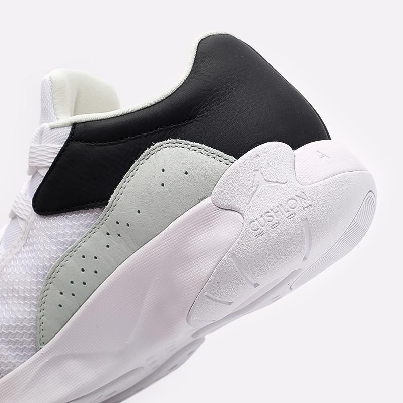 мужские зелёные, белые, чёрные  кроссовки jordan 11 cmft low CW0784-300 - цена, описание, фото 5