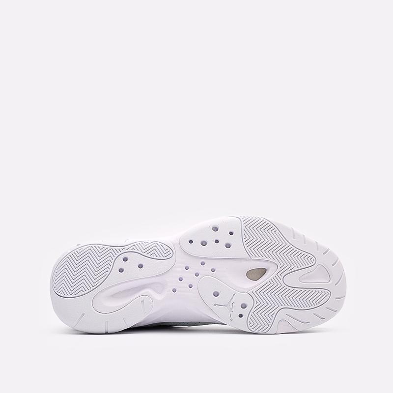 мужские зелёные, белые, чёрные  кроссовки jordan 11 cmft low CW0784-300 - цена, описание, фото 4