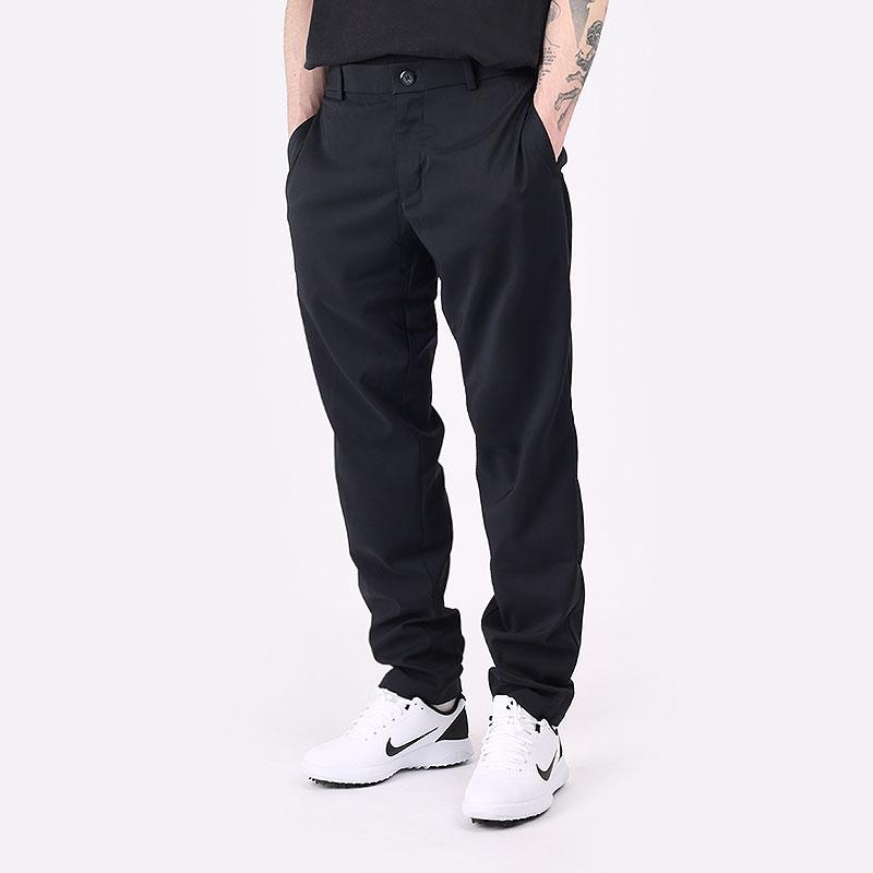мужские черные  брюки nike flex core slim fit golf pants AJ5491-010 - цена, описание, фото 1