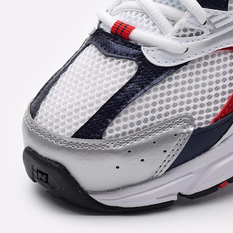 мужские белые  кроссовки new balance 530 MR530UIX/D - цена, описание, фото 5