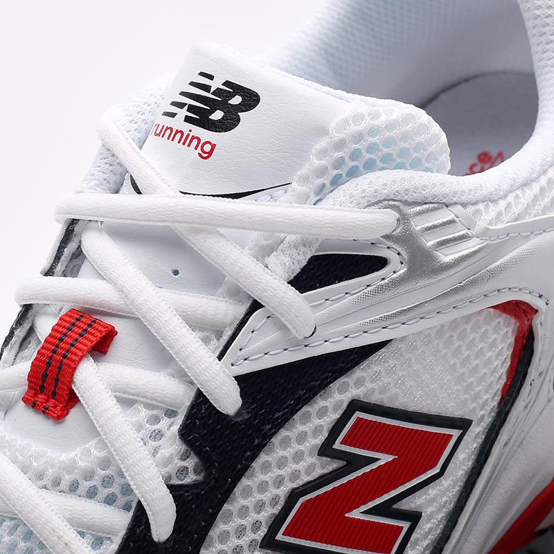 мужские белые  кроссовки new balance 530 MR530UIX/D - цена, описание, фото 6