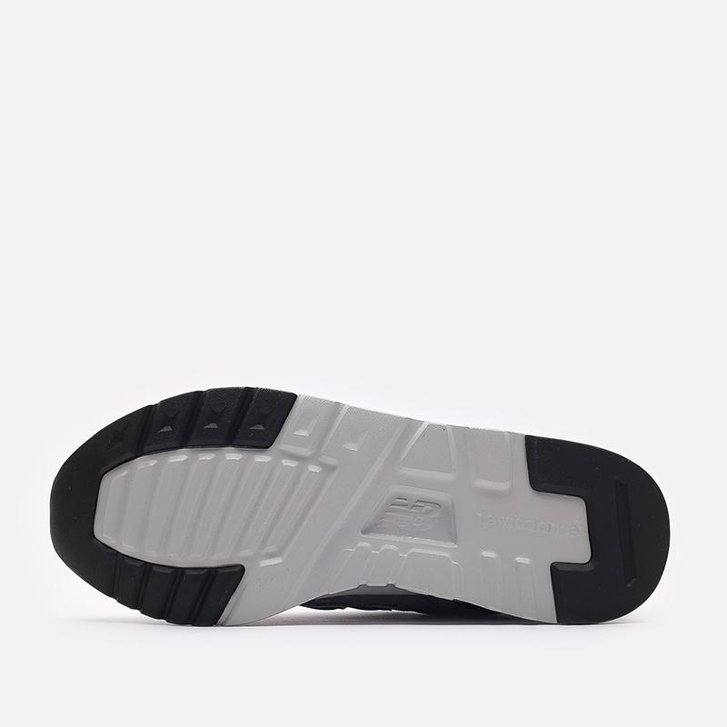 мужские серые  кроссовки new balance 997 CM997HAX/D - цена, описание, фото 4