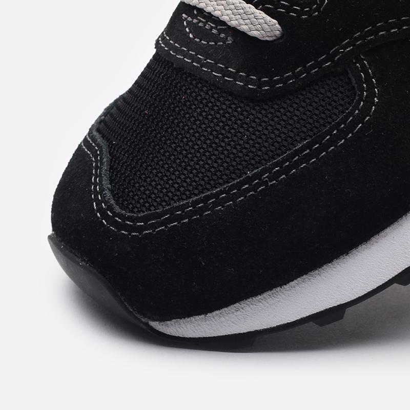 мужские чёрные  кроссовки new balance 574 ML574EGK/D - цена, описание, фото 5