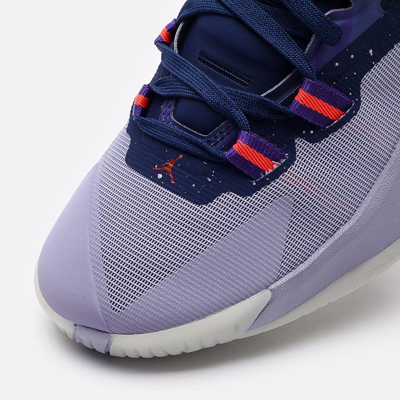 мужские синие  кроссовки jordan zion 1 DA3130-400 - цена, описание, фото 6